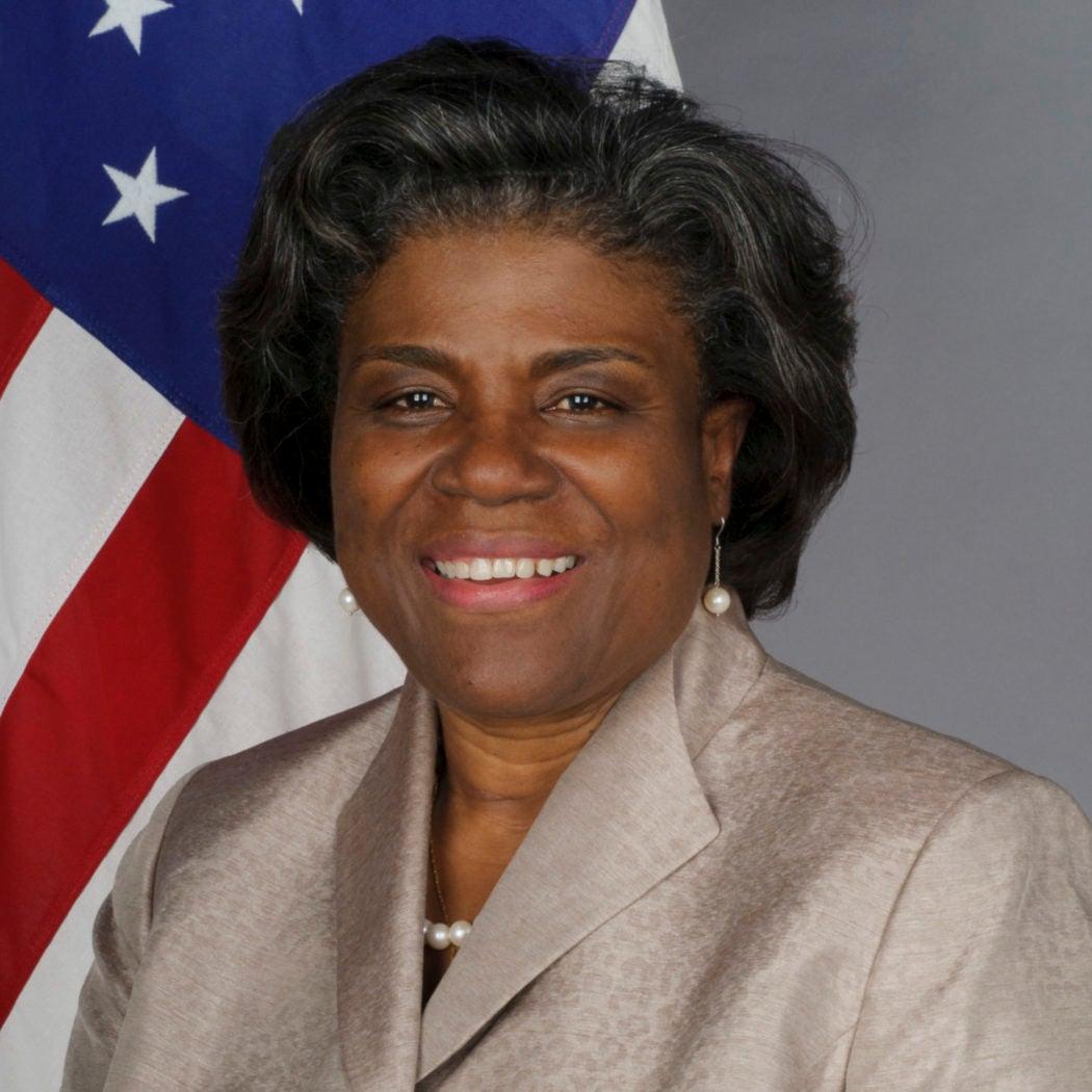 Amb. Linda Thomas-Greenfield