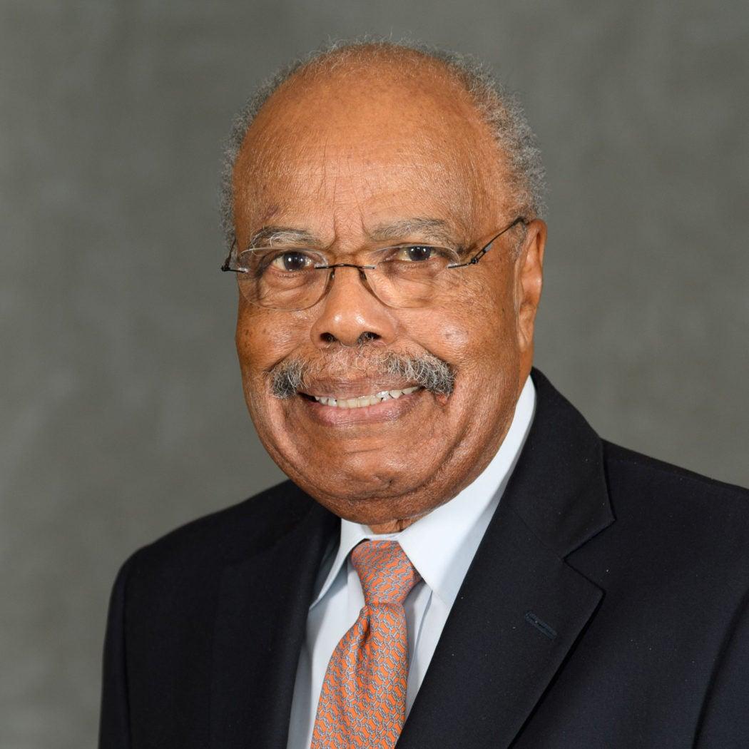 Ambassador Donald F. McHenry