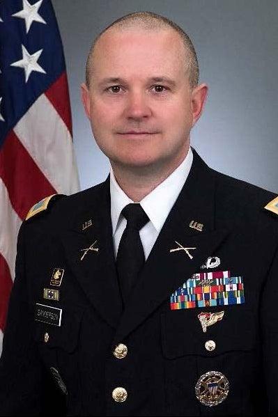 Col. Adam Sanderson