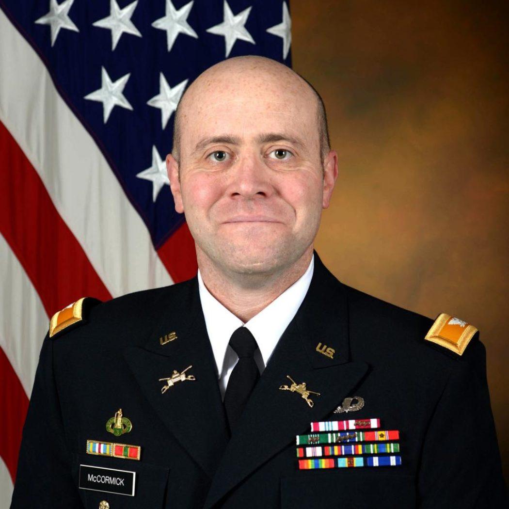 Col. Shon McCormick