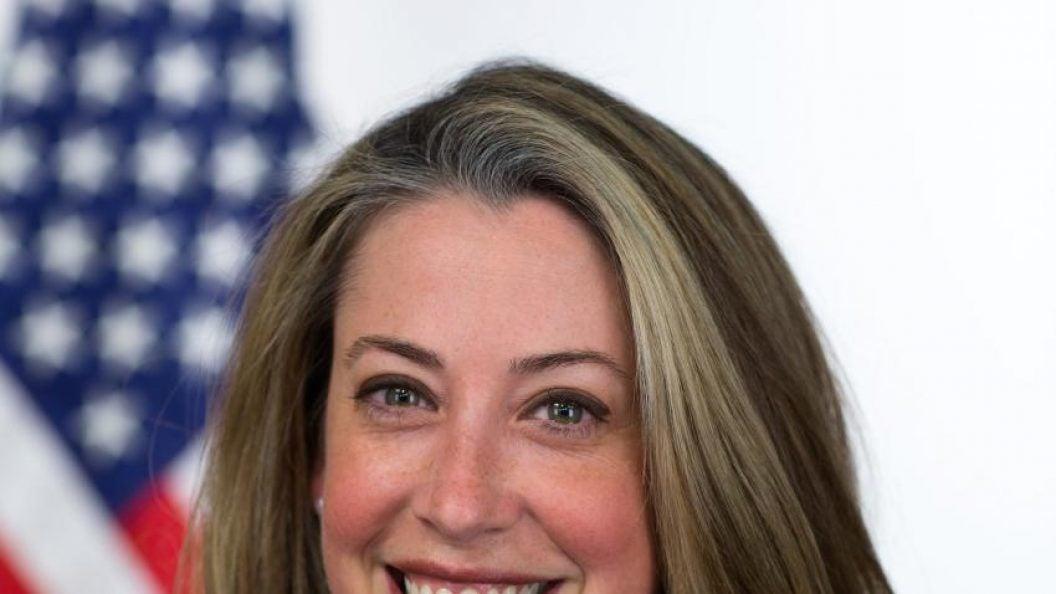 Headshot of Bernadette Meehan