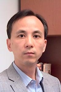 Headshot of Liu Jun