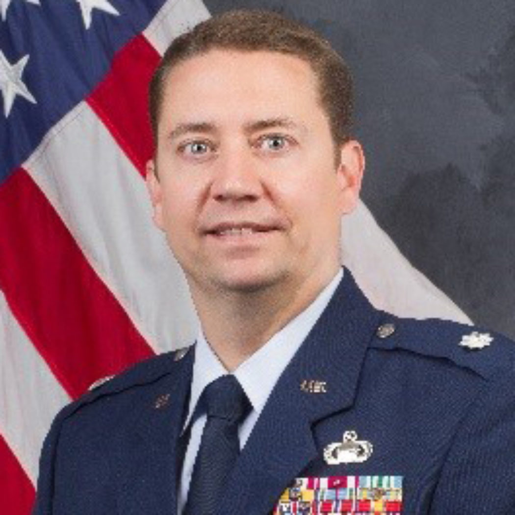 Lt. Col. Andrew J. Steffen