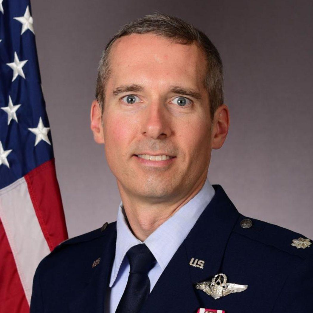Lt. Col. Chris Auger