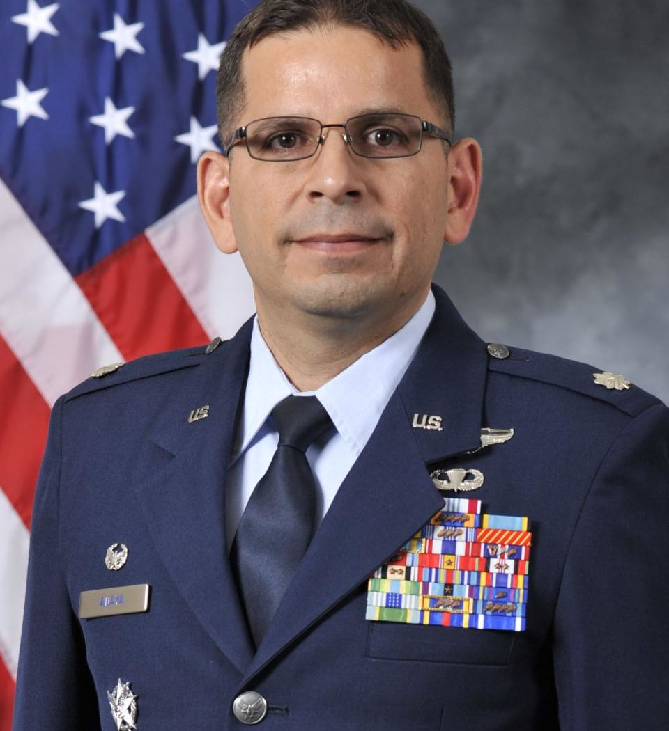 Lt. Col. Sergio E. Anaya