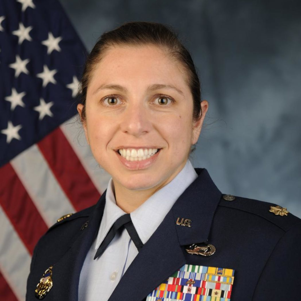 Major Christine M. McVann