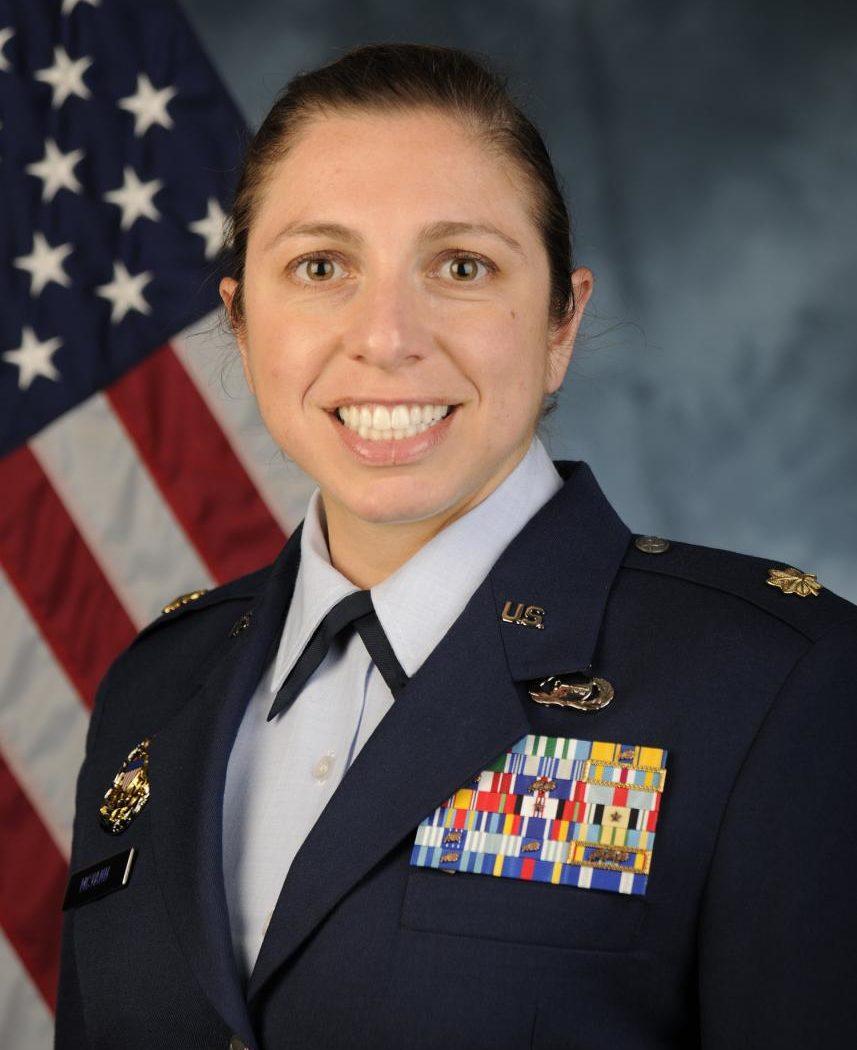 Major Christine M. McVann