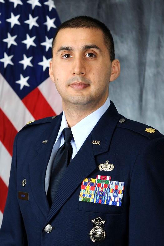 Major John-Paul Adrian