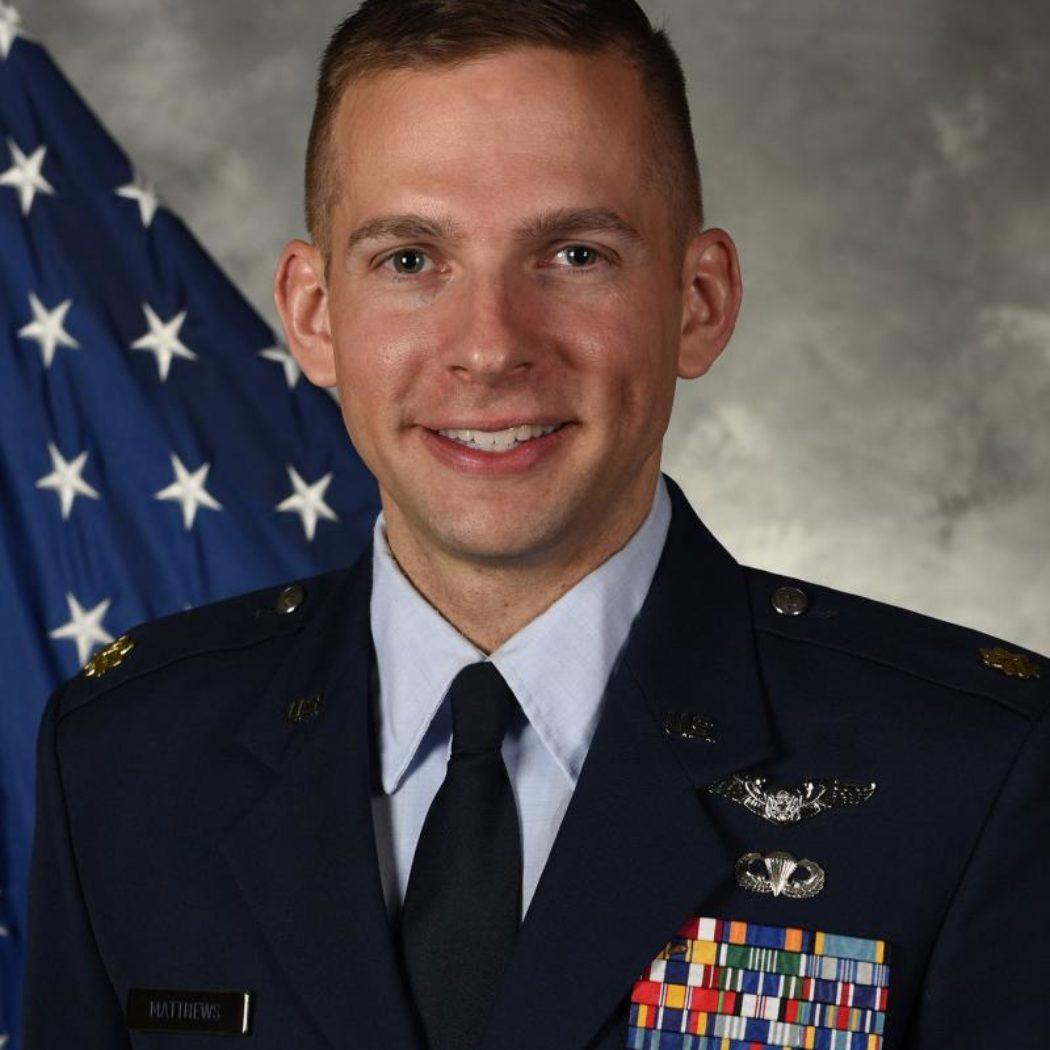 Major Jordan Matthews