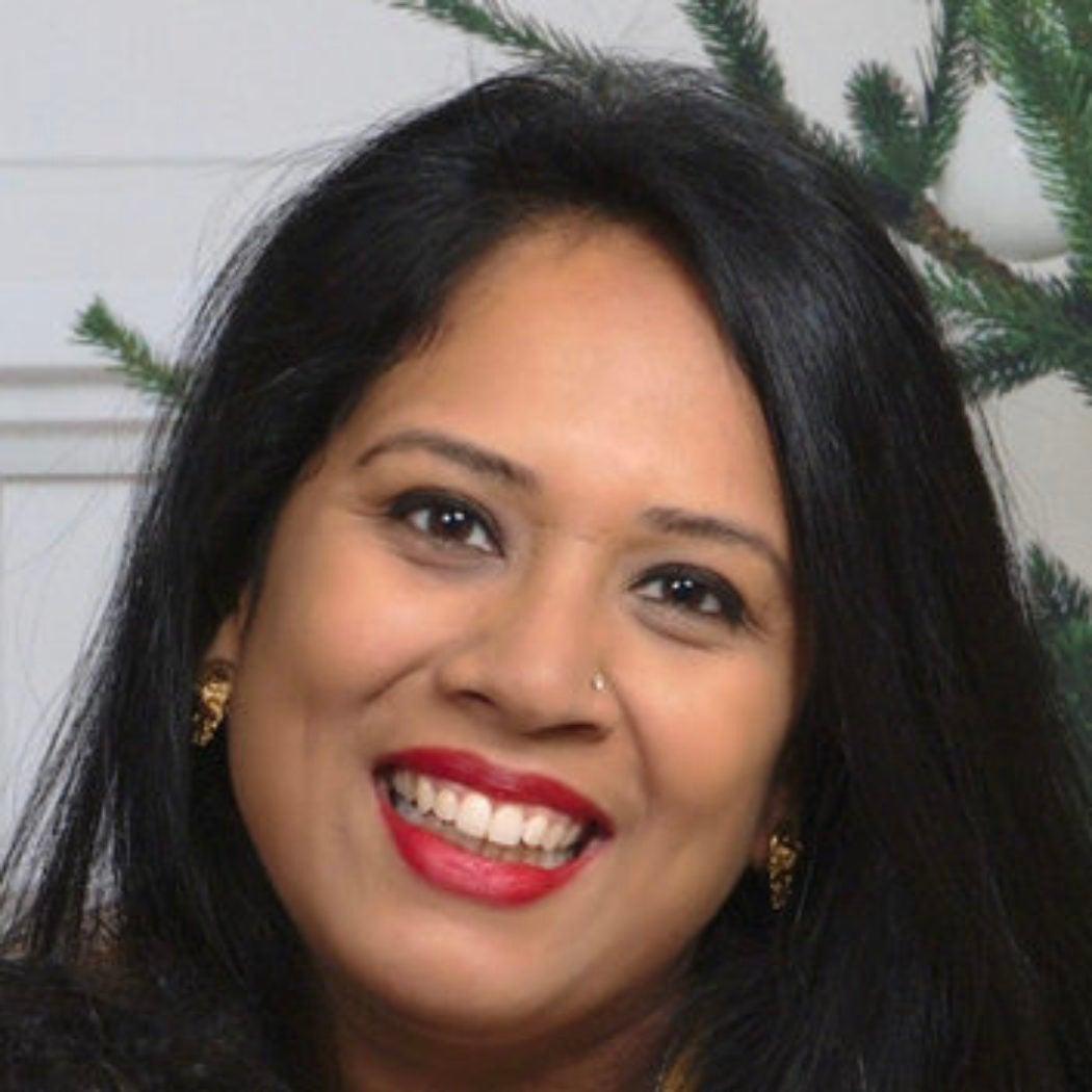 Sharlina Hussain-Morgan