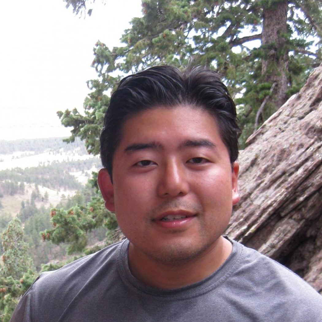 Headshot of Patrick Kim