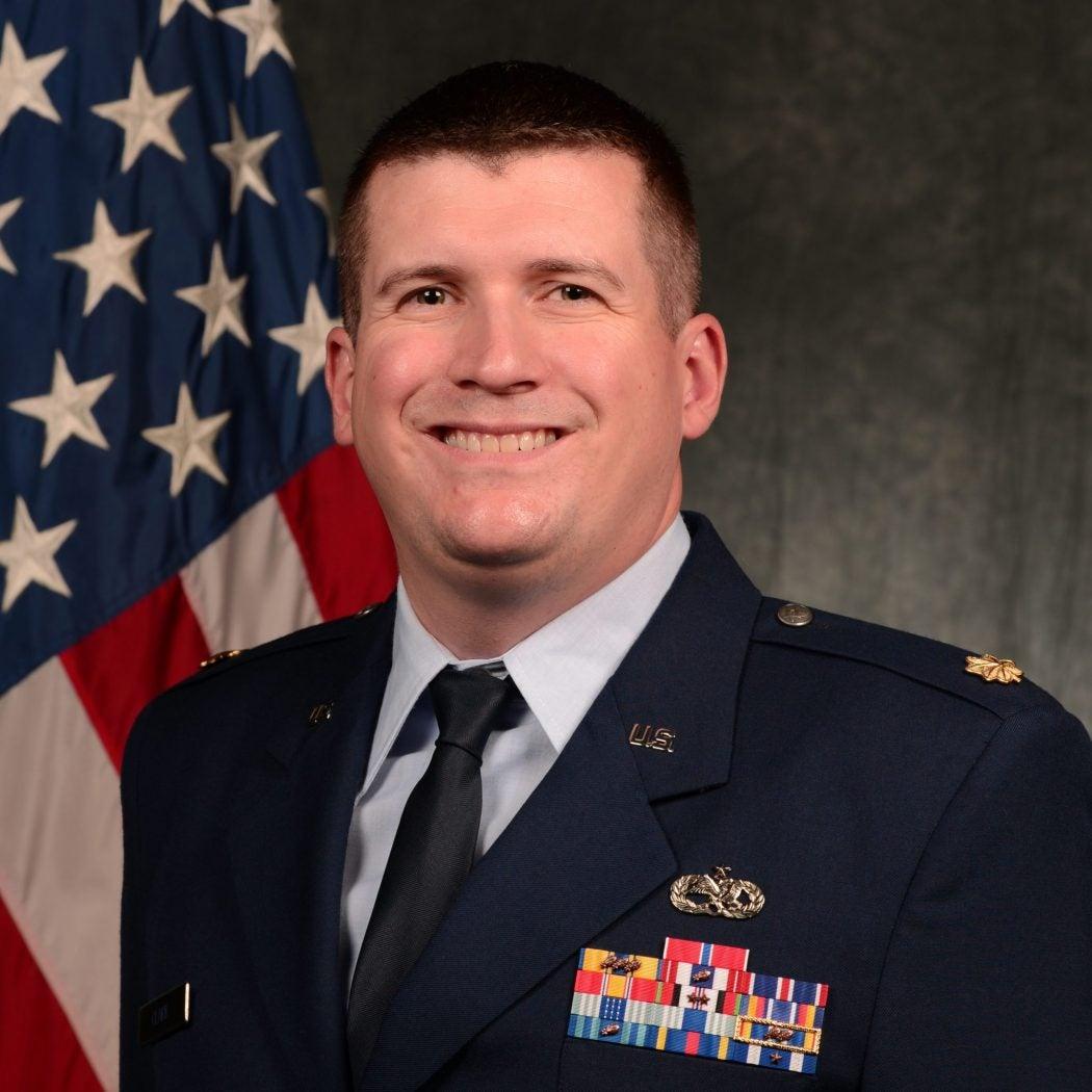 Maj. Clark