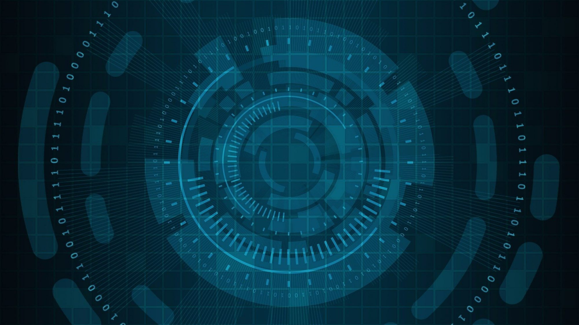 Cyber operations binary code
