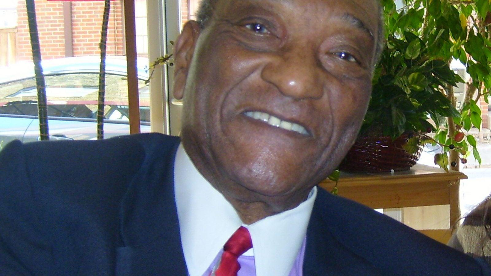 Ambassador Edward Perkins in Norman, OK