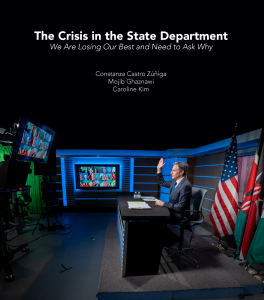 The Crisis in the State Department