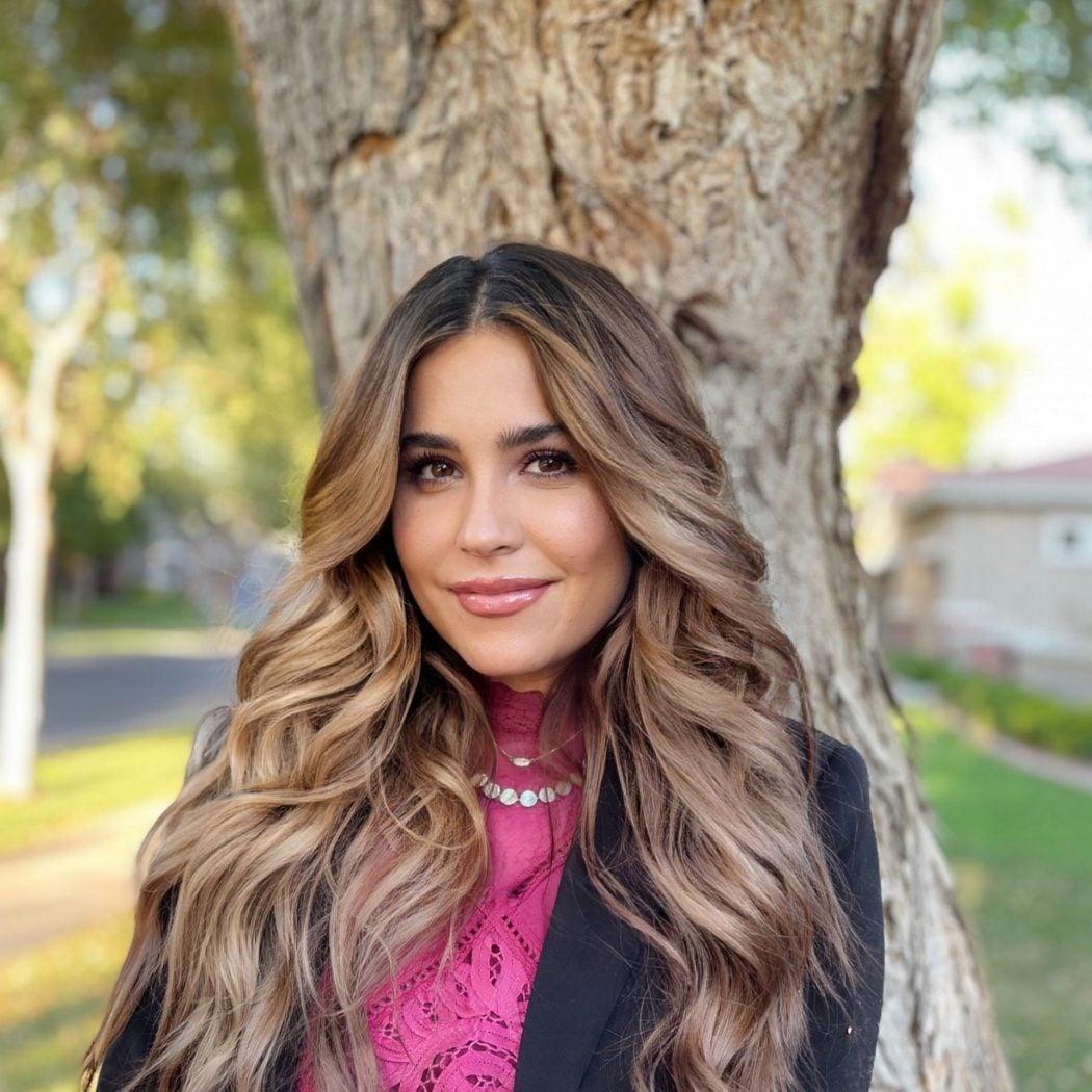 Headshot of Maria Paula Mercado