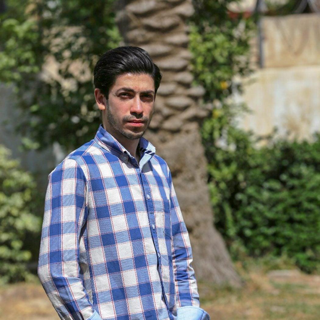 Headshot of Nabeel Saleh