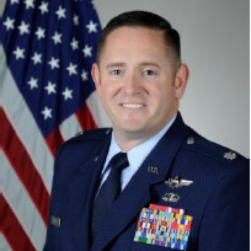 Headshot of Lieutenant Colonel Carl Miller