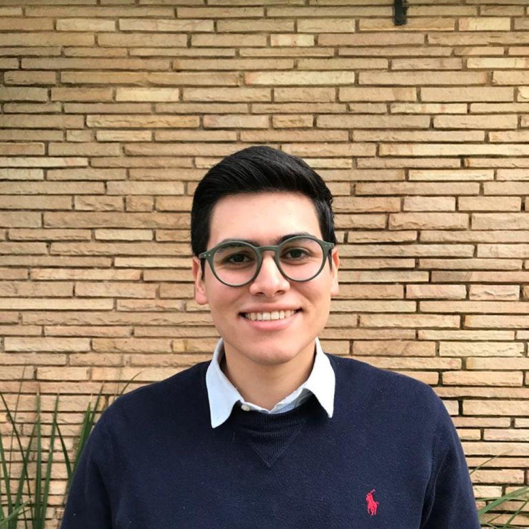 Headshot of Juan Fernando Gomez Lopez